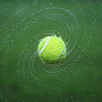 Le tennis, ça se fête!